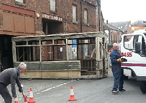 Last Carlisle Tram